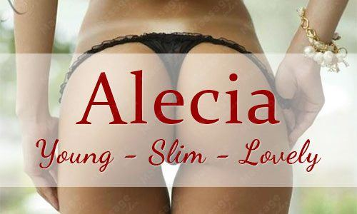 Alecia (Hot Massage)