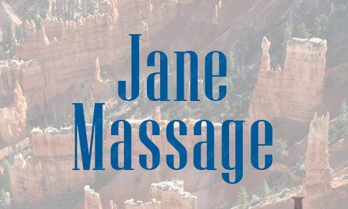 Jane Massage