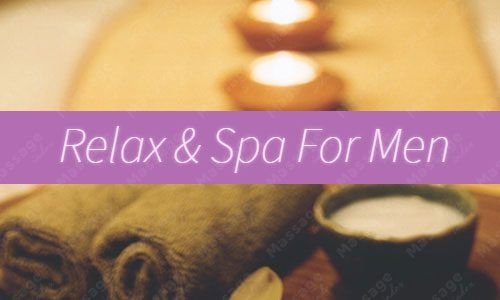 Relax & Spa For Men