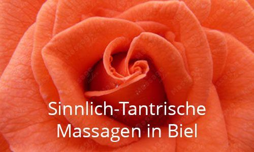 Sinnliche Massage