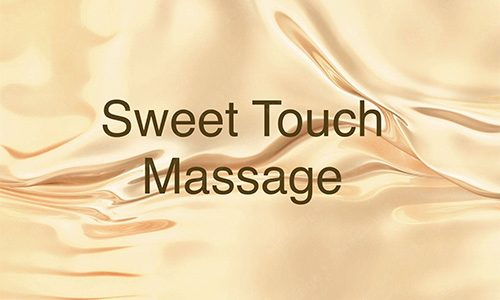 Sweet Touch Massage