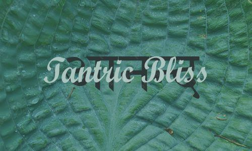 Tantric Bliss